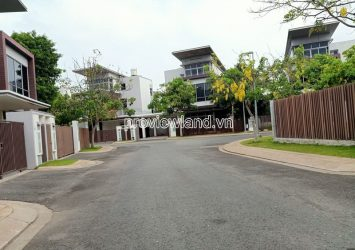Selling Riviera Cove Villa in District 9 rough house with 3 floors area of ​​448m2