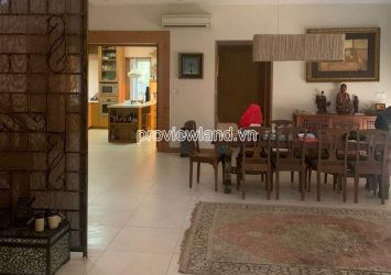 Riviera Cove villa for sale in District 9 high-class furniture 1 ground floor 2 floors