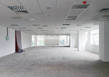 Office for rent in District 1 Saigon Finance Center Tower good price