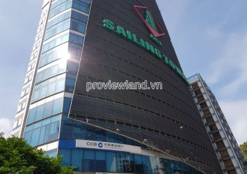 Apartment for rent in Sailing Tower in center of District 1 with 2 bedrooms