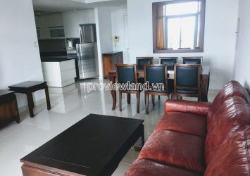 Sailing Tower apartment high floor with 2 bedrooms for rent in District 1