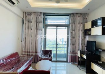 Sailing Tower District 1 for rent 3-bedroom apartment with high floor 110m2