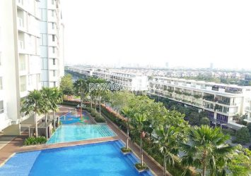 Sala Sarimi apartment for sale 2 bedrooms view of Sala park good price