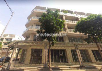 Shophouse Sala Dai Quang Minh for sale 1 basement 4 floor rough house
