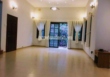 Luxury Villa Thao Dien for rent on Nguyen Van Huong street with 4 bedrooms 200m2