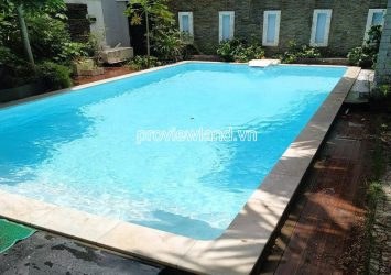Villa for sale in District 9 with large garden swimming pool 2 floors 3 bedrooms