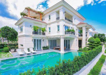 Villa Saroma Sala for sale in Thu Thiem 1 basememt 3 floors 5Brs