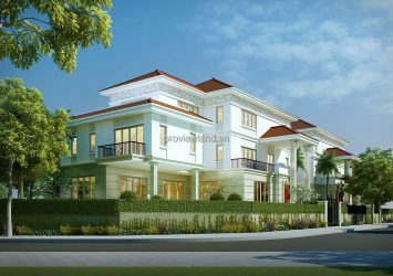 Selling Saroma Sala Dai Quang Minh area land 712sqm 3 floor 5 bedrooms