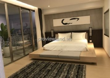 Luxury apartment including 3 bedrooms for sale at Waterina Suites District 2 cool river view
