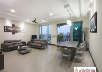 Riviera Point District 7 apartment for sale with 4 bedrooms full of luxury furniture T3 tower