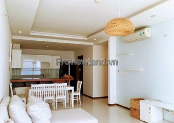 Thao Dien Pearl apartment with 2 bedrooms high floor view Landmark81 fully furnished for sale