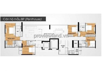 Penthouse Waterina Suites 2 floors for sale pay 50%, receive houses 45% pay to 3-2022