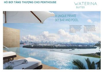 Need to sell luxury apartment 3 bedrooms, get home when paying 50% at Waterina Suites C3 tower