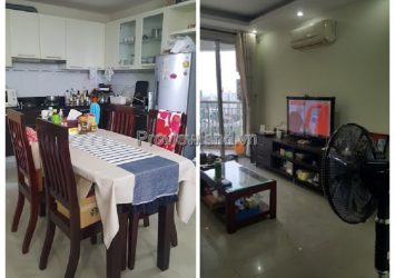 An Khang Apartment in District 2 for rent with 2 bedrooms fully furnished