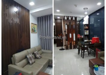 Everrich Infinity needs to rent low-floor apartment including 2 bedrooms fully furnished Tower B