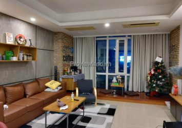 Imperia apartment for rent, designed with 3 bedrooms, fully furnished
