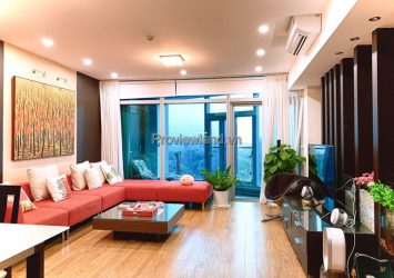 Sailing Tower apartment for rent in District 1 modern design with 2 bedrooms fully furnished