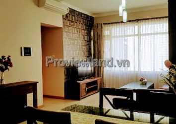 Apartment for rent in Saigon Pearl with 2 bedrooms fully furnished