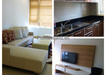 Saigon Pearl apartment for rent in TOPAZ2 Tower 3 bedrooms high floor with nice river view