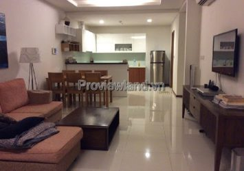 Thao Dien Pearl apartment 2 bedrooms with low floor and pool view for rent