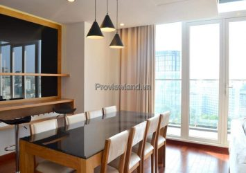 The One Sai Gon apartment for rent with 2 bedrooms fully furnished