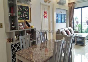 Everrich Infinity apartment for rent with 2 bedrooms fully furnished high floor in Tower B