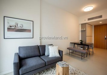 Apartment for rent at Gateway Thao Dien with 1 bedroom full furnished