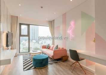 Apartment 1-bedroom fully furnished  for rent in Gateway Thao Dien
