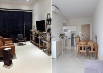 The Ascent apartment for rent in district 2 middle floor 2 bedrooms