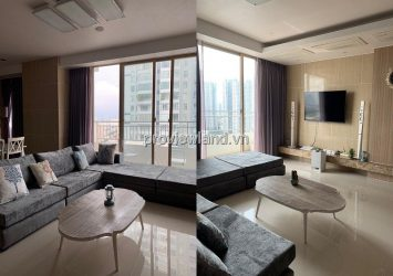 Apartment high-classwith 3 bedrooms middle floor modern furniture in Cantavil Premier for rent