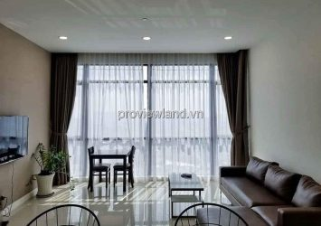 Apartment for rent in The Nassim Thao Dien 1 bedroom fully furnished