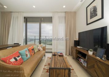 Apartment 4-bedroom fully furnished with river view in The Nassim for rent