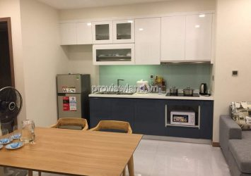 Apartment for rent in Estella Heights with 3 bedrooms modern furniture
