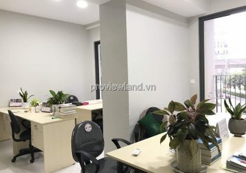 For rent partment Officetel Masteri An phu low floor support season prices