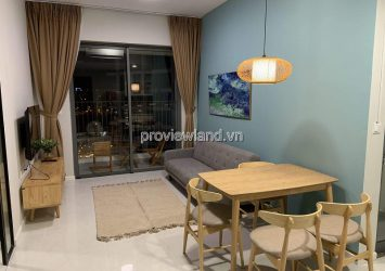 Apartment for rent at SaiGon Pearl Ruby2 with 3 bedrooms high floor fully furnished