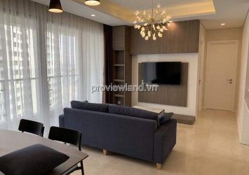 Diamond Island apartment for rent with 2 bedrooms fully furnished cool pool view