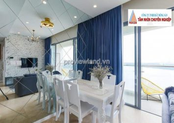Diamond Island apartment in Maldives low floor 1 bedroom cool river view for sale