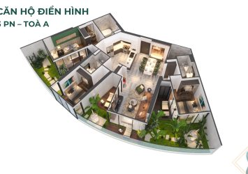 Selling an apartment 4.0 Sunshine Venicia 3Brs 85sqm pay 25% supporting bank 70%
