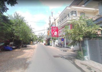 Selling front house Vo Oanh street Binh Thanh District 58m2 5 floors