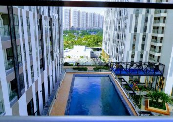 D'Lusso Emerald District 2 riverside luxury project selling apartment 3 bedrooms high floor