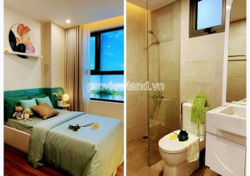 Selling apartment ​​2 bedrooms at D'Lusso Emerald D2 high floor good price