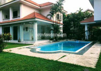 The villa area consists of 6 units near Riviera Villa D2 area 4000m2 garden swimming pool