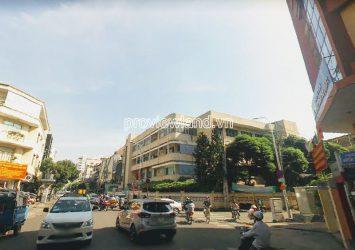 Townhouse building frontage Nguyen Trai D1 for sale 1 basement 7 floors area 174m2