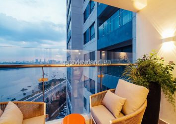 Diamond Island 4 bedroom apartment for sale river view Maldives tower low floor
