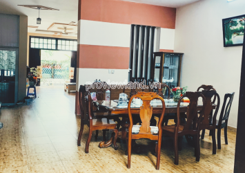 Fideco Thao Dien Villa District 2 for rent includes 5 bedrooms 3 floors area 7x20m