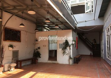 Townhouse for rent at Le Van Mien Thao Dien