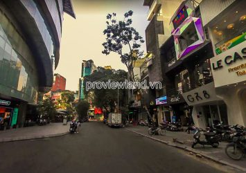 district 1 hcmc townhouse for rent