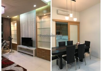 Selling The Vista apartment in District 2 with 3 bedrooms T2 tower fully furnished