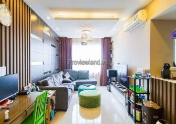 Apartment Tropic garden in District 2 for rent fully furnished C2 tower