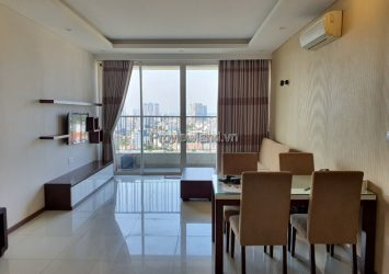 Apartment for sale with 2 bedroom  in Thao Dien Pearl tower B
